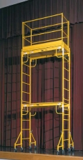 Where to rent SCAFFOLD, BAKERS TOWER 12  W GUARD in St. Helens OR