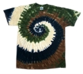 Where to rent T-SHIRT, CAMO SWIRL MED in St. Helens OR