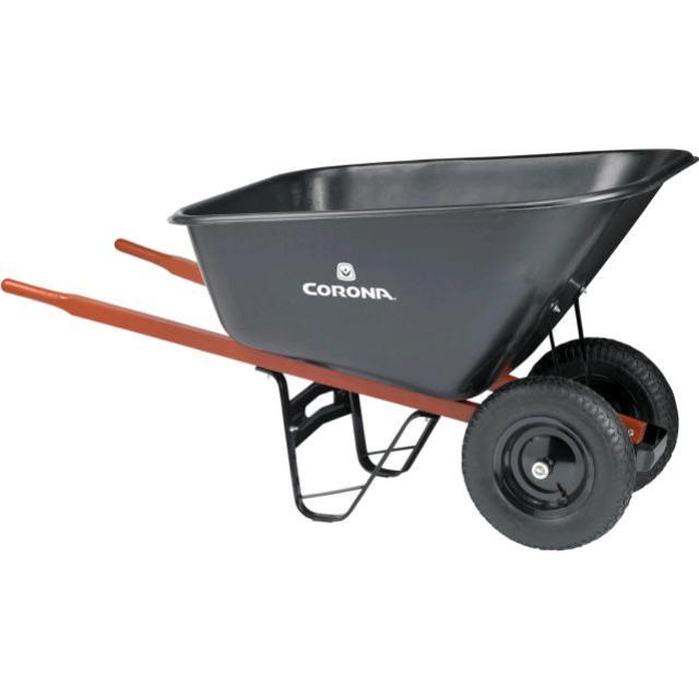 Where to find WHEELBARROW, 7 CF. DOUBLE WHEEL in St. Helens