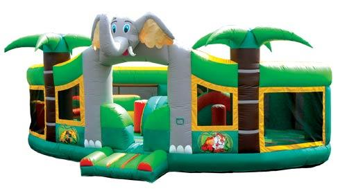 Where to find BOUNCER, JUNGLE PLAY CENTER in St. Helens