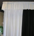 Where to rent PIPE VALANCE, WHITE in St. Helens OR