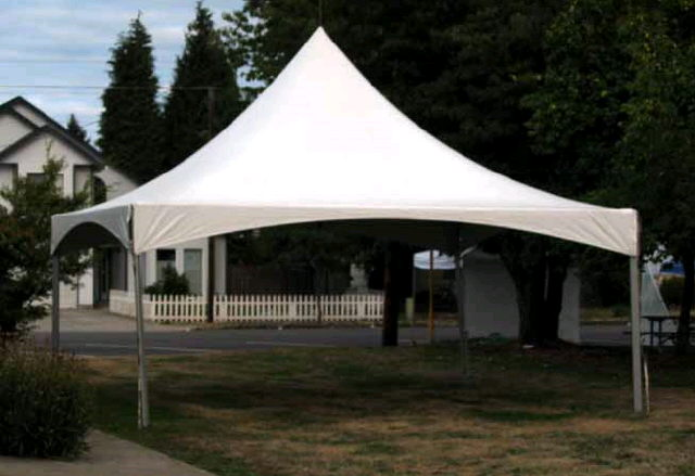 Where to find 20  X 20  WHITE HIGH TOP TENT in St. Helens