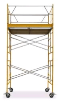 Where to rent SCAFFOLD, 10  TOWER W WHEELS in St. Helens OR