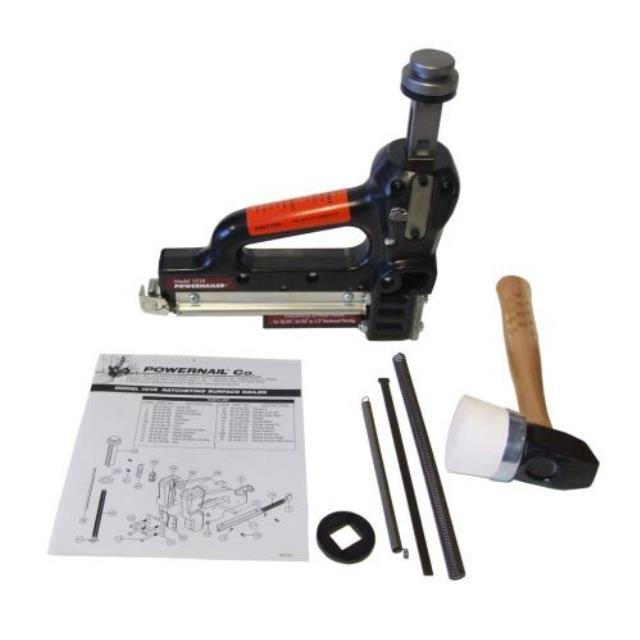 Where to find HARDWOOD FLOOR EDGE NAILER, MANUAL in St. Helens
