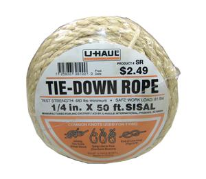 Where to find UHAUL, ROPE SISAL in St. Helens