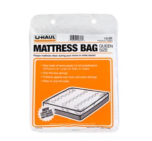 Where to find UHAUL, MATRESS BAG  QUEEN in St. Helens