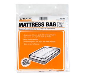 Where to find UHAUL, MATRESS BAG  TWIN in St. Helens