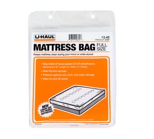Where to find UHAUL, MATRESS BAG  FULL in St. Helens