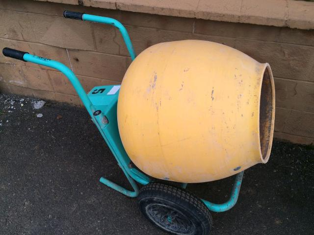 Where to find MIXER, 5 CF. WHEELBARROW ELECTRIC in St. Helens