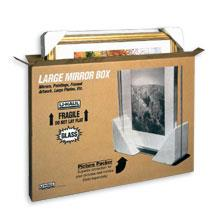 Uhaul Large Mirror Box Dimensions