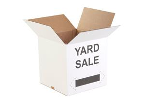 Where to find UHAUL, BOX YARD SALE in St. Helens