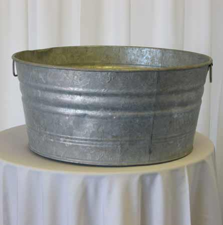 Where to find TUB, GALVANIZED 2 BUSHEL in St. Helens