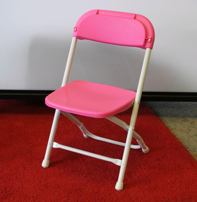 Where to find CHAIR, CHILDRENS PINK in St. Helens