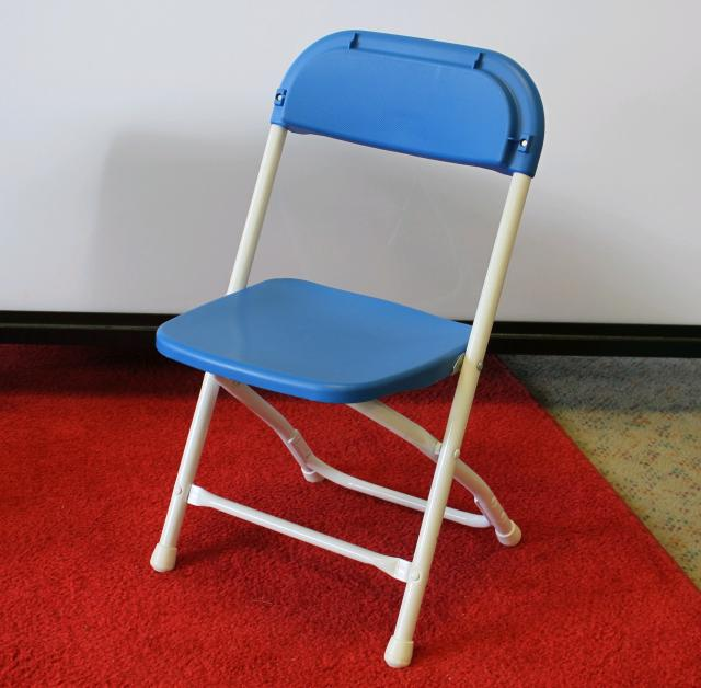 Where to find CHAIR, CHILDRENS BLUE in St. Helens