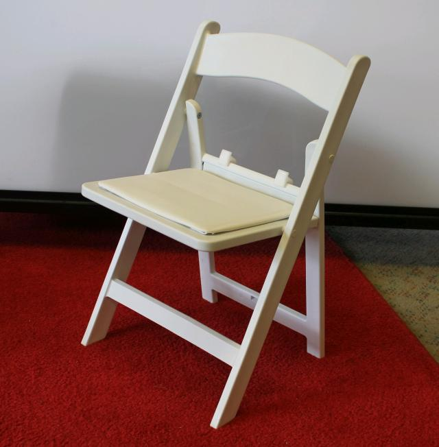 Where to find CHAIR, CHILDRENS WHITE RESIN in St. Helens