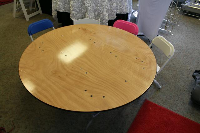 Where to find TABLE, 4  ROUND CHILDRENS HEIGHT in St. Helens