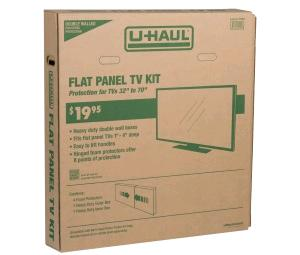 Where to find UHAUL, BOX FLAT PANEL TV in St. Helens