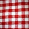 Where to rent LINEN, BANQUET GINGHAM RED 60  X 120 in St. Helens OR