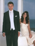 Where to rent Tux, Black Rio by Perry Ellis in St. Helens OR
