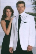 Where to rent Tux, White Rio by Perry Ellis in St. Helens OR