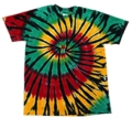 Where to rent T-SHIRT, RASTA WEB 2XL in St. Helens OR