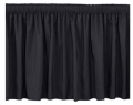 Where to rent SKIRT, STAGE 24  X 16  BLACK in St. Helens OR