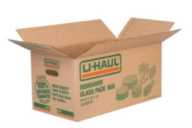 Where to find UHAUL, BOX DISHSAVER OUTER ONLY in St. Helens
