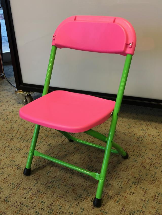 Where to find CHAIR, CHILDRENS, PINK   GREEN in St. Helens