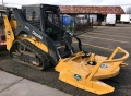 Where to rent TRACK LOADER WITH 5  HYD. BRUSH MOWER in St. Helens OR