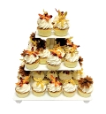 Where to rent CUPCAKE STAND 3 TIER SQUARE in St. Helens OR