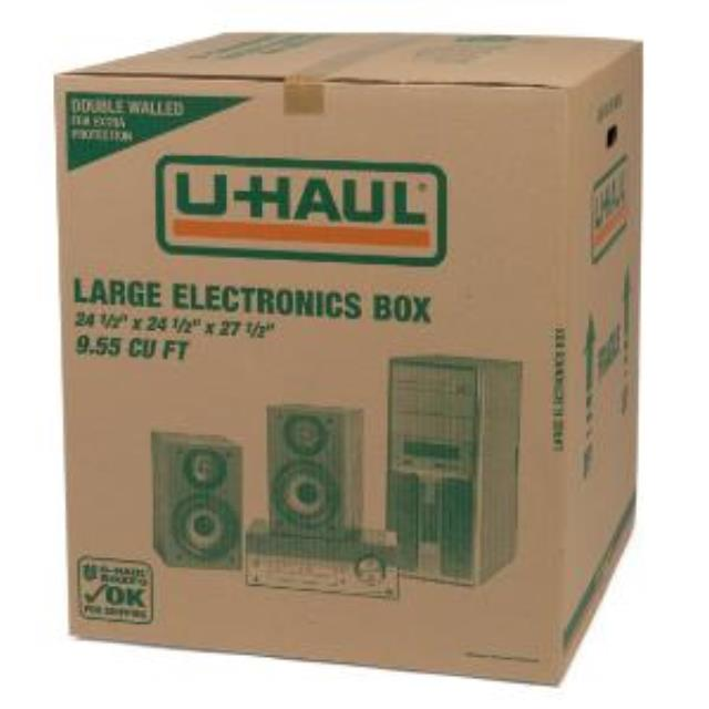 Where to find UHAUL, BOX ELECTRONICS LG in St. Helens