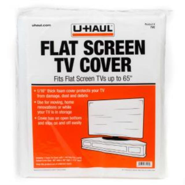Where to find UHAUL, FLATSCREEN TV COVER in St. Helens