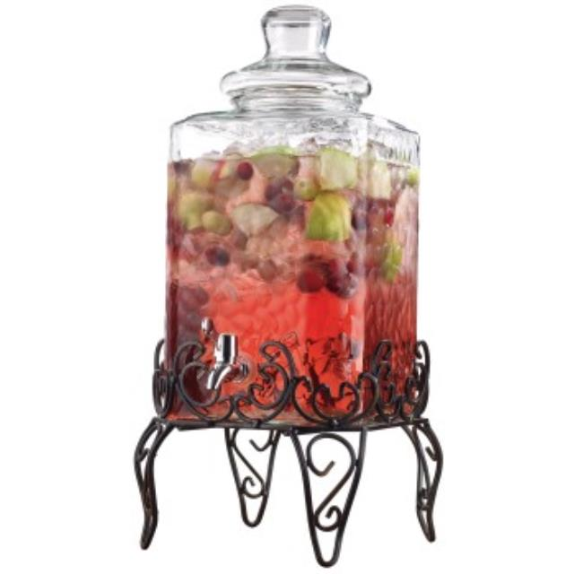 Where to find Beverage Dispenser, 5 gal. Glass in St. Helens