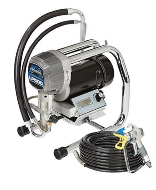 Where to find AIRLESS SPRAYER, SKID in St. Helens