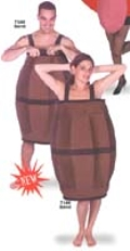 Where to rent BARREL COSTUME, LARGE in St. Helens OR
