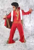 Where to rent ELVIS IN RED, MED. in St. Helens OR