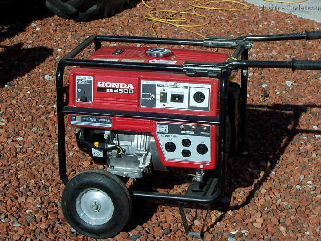 Where to find GENERATOR 3.5K HONDA in St. Helens