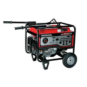 Where to find GENERATOR 5000W, HONDA in St. Helens
