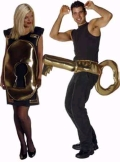 Where to rent LOCK   KEY COSTUME, LG in St. Helens OR