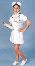 Where to rent NURSE, WHITE STD SIZE in St. Helens OR