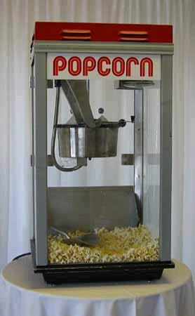 Where to find POPCORN MACHINE in St. Helens