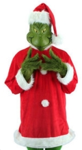 Where to rent GRINCH SANTA, LG. in St. Helens OR