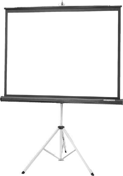 Where to find PROJECTOR SCREEN, 60  X 60 in St. Helens