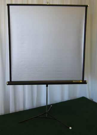 Where to find PROJECTOR SCREEN, 30  X 40 in St. Helens