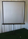 Where to rent PROJECTOR SCREEN, 30  X 40 in St. Helens OR