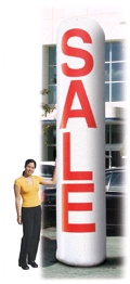 Where to rent INFLATABLE SALE SIGN in St. Helens OR