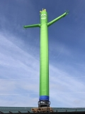 Where to rent SKYDANCER, FAN W  GREEN SOCK in St. Helens OR