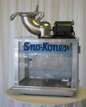 Where to find SNO-CONE MACHINE in St. Helens