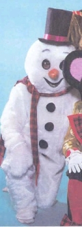 Where to rent SNOWMAN COSTUME, XLG in St. Helens OR
