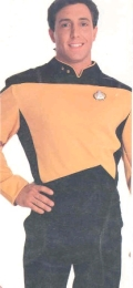 Where to rent STAR TREK SHIRT NG YEL XL in St. Helens OR